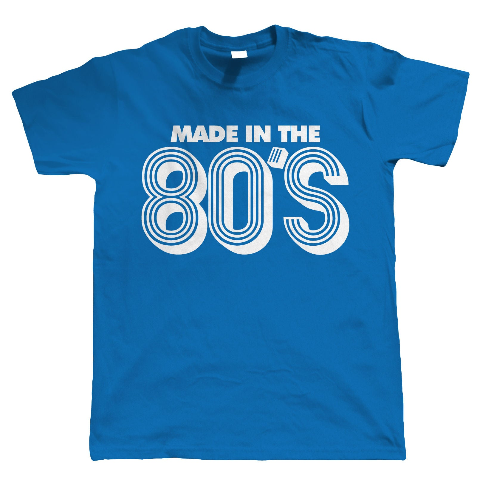 Made In The 80s, Funny 30th Birthday T Shirt