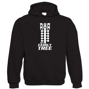 My Family Tree Drag Racing Hoodie