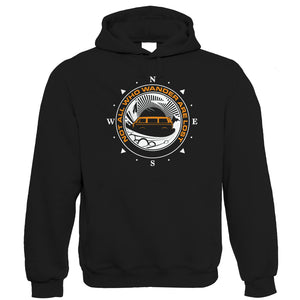 Not All Who Wander Are Lost Campervan Hoodie