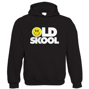 Old Skool Rave DJ Hoodie | Festival Fest Old Skool Tunes Classic Soundtrack | Raver Clubland Techno Trance Electro Underground | Music Gift Him Her Birthday