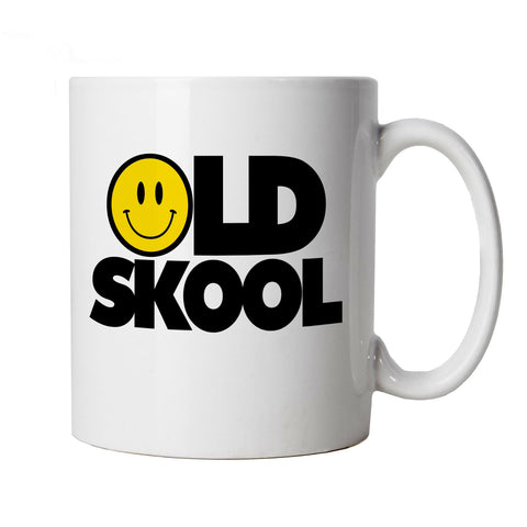 Old Skool, Mug