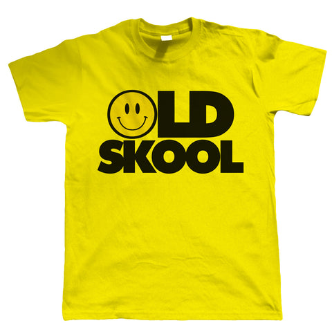 Old Skool, Mens T Shirt