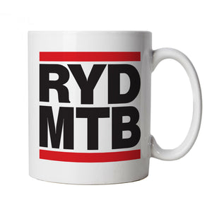 Ride Mountain, Mountain Bike Mug