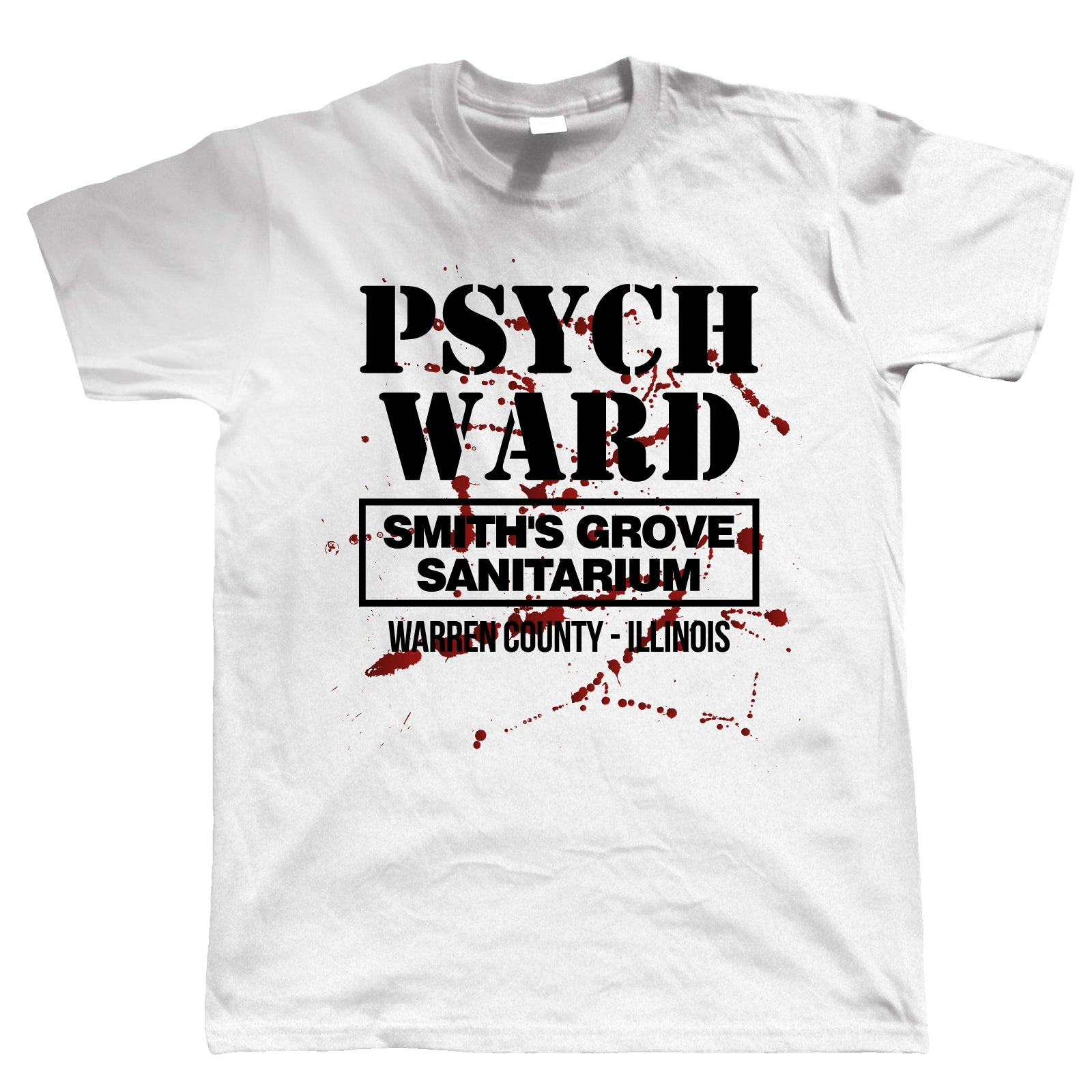 Smiths Grove Sanitarium, Mens T Shirt