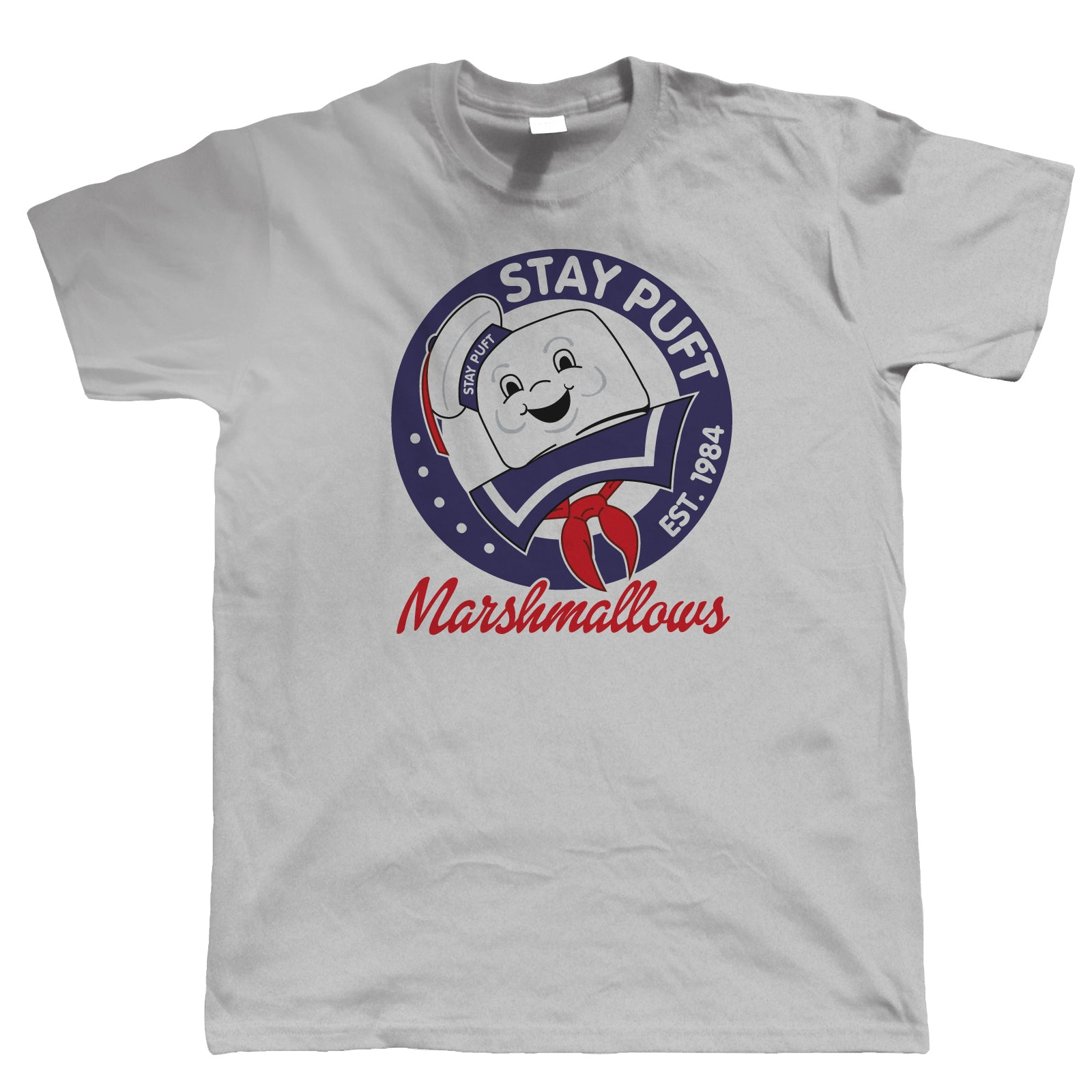 Stay Puft, Mens Movie Inspired Funny T Shirt