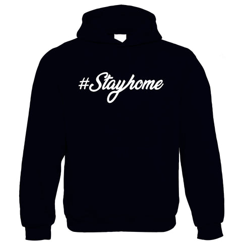 #stayhome Hoodie | Lockdown, Isolation | Gift Him Dad Her Mum | Working From Home