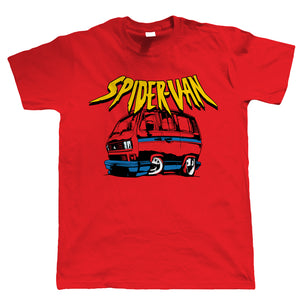 SpiderVan, T25 Campervan T Shirt