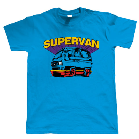 SuperVan, T25 Campervan T Shirt