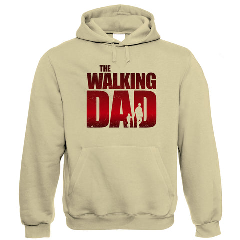 The Walking Dad Hoodie | Breaking Walking Bad American Dead Gods Heroes | Ideal Top Best Special No1 Father Husband Grandad | Funny Gift Him Her Birthday