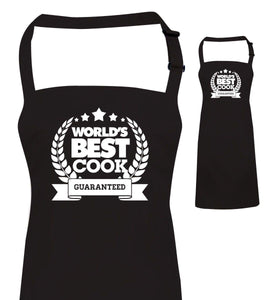 World's Best Cook, Apron