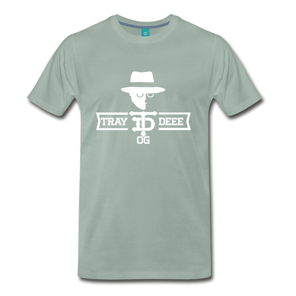 Tray Deee OG T-Shirt - steel green
