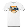 Nicely Toasted T-Shirt - white