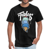 Triplez T-Shirt - black