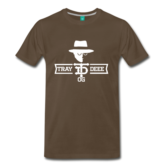 Tray Deee OG T-Shirt - noble brown