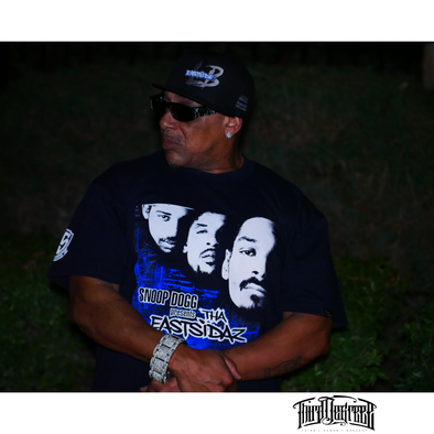 Tha Eastsidaz - Autographed 20th Anniversary T-Shirt (Limited Edition)