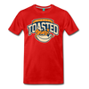 Nicely Toasted T-Shirt - red
