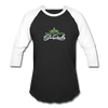 Big Tray Deee's SunRocks Baseball Shirt - black/white