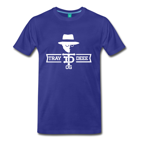 Tray Deee OG T-Shirt - royal blue