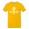 Tray Deee OG T-Shirt - sun yellow