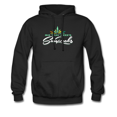 Sunrocks Color Logo - Hoodie - black