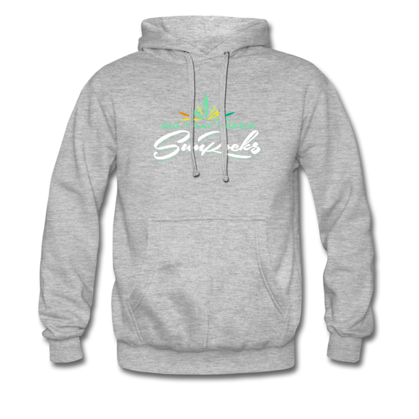 Sunrocks Color Logo - Hoodie - heather grey