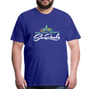 Sunrocks Color Logo Premium T-Shirt - royal blue