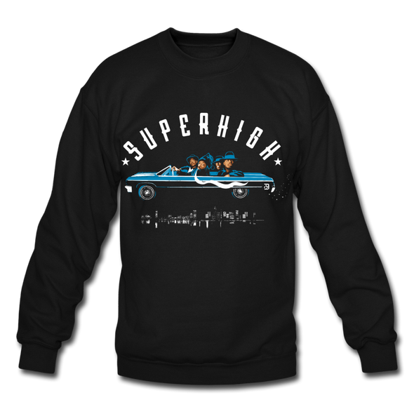 Superhigh Sweatshirt - black