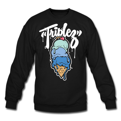 Triplez Sweatshirt - black