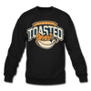NIcely-Toasted Sweatshirt - black