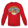 NIcely-Toasted Sweatshirt - red