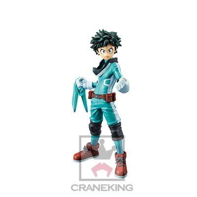 Banpresto My Hero Academia DXF Figure No.3 Midoriya Izuku Anime Japan