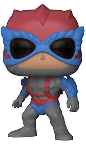 Funko Pop Television: Masters of The Universe - Stratos Collectible Vinyl Figure