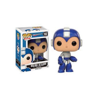 Funko Pop Games Mega Man Ice Slasher Exclusive Variant Vinyl Figure by Megaman