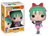 Funko POP Anime: Dragonball Z - Bulma Action Figure