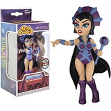 Funko Evil-Lyn (Specialty Series): Masters of the Universe x Rock Candy Vinyl Figure + 1 American Cartoon Themed Trading Card Bundle [24410]