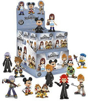 Funko Mystery Mini: Kingdom Hearts One Mystery Figure Collectible Figure