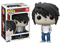 Funko POP Anime Death Note L Action Figure