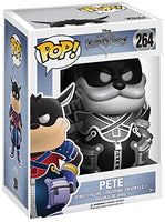 Funko Pop! Disney Kingdom Hearts Pete #264 (Black & White)