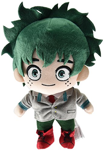 Great Eastern My Hero Academia GE-52278 Izuku Midoriya Uniform Plush Stuffed Plush
