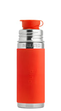 Load image into Gallery viewer, Pura Sport Mini 260 Insulated Stainless Steel Bottle - Orange