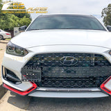 2019-Up Hyundai Veloster N Tow Hook License Plate Mounting Bracket