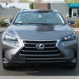 2015-18 Lexus NX Tow Hook License Plate Mount Bracket