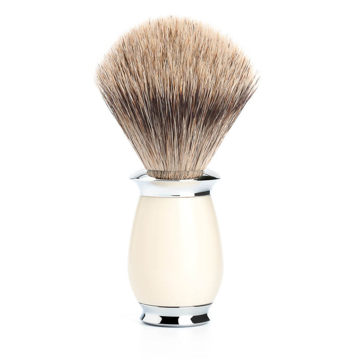 Muhle Purist Fine Badger Shaving Brush