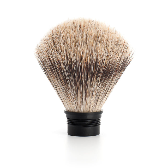 Muhle Replacement Shaving Brush Head for Kosmo, Stylo, and Purist Series