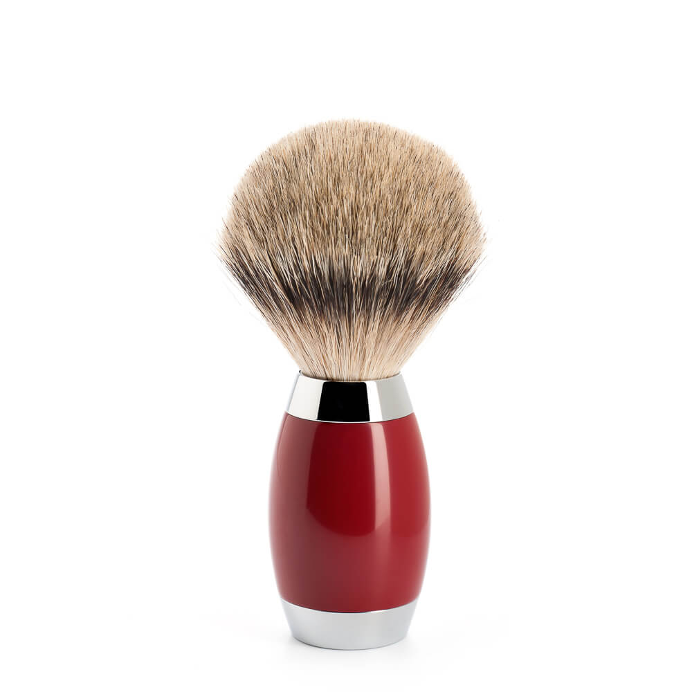 Muhle Limited Edition Silvertip Fibre Brush