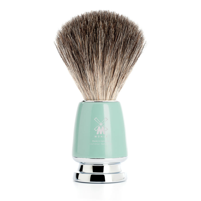 Muhle Rytmo Pure Badger Shaving Brush