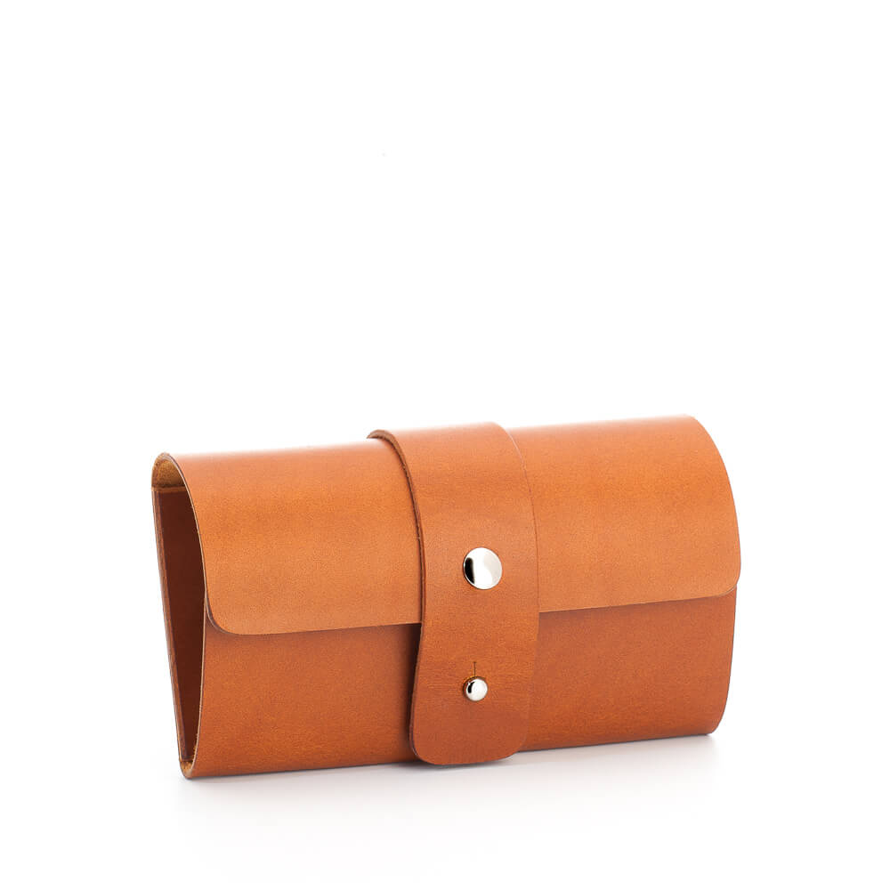 Muhle Leather Cowhide Travel Case