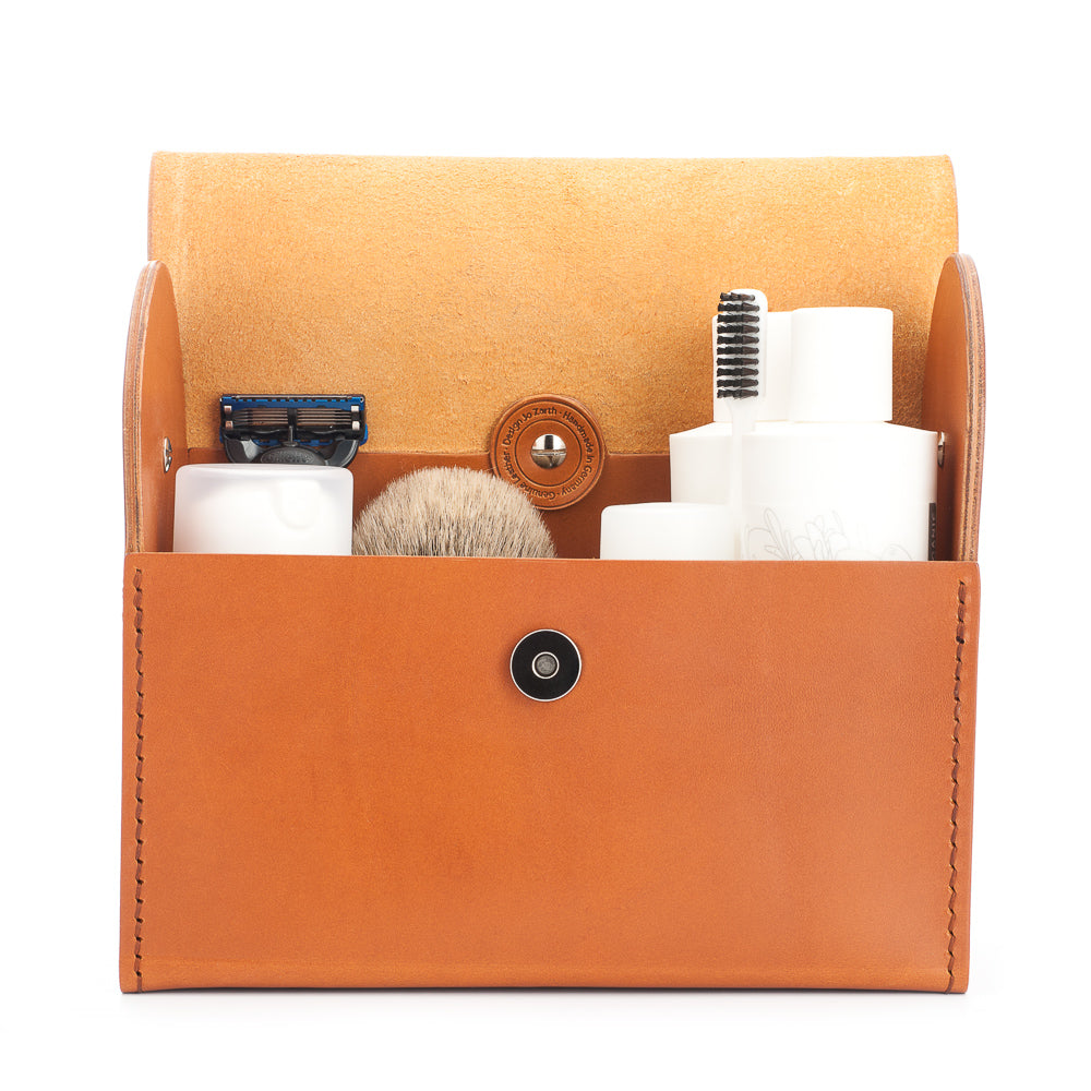 Muhle Leather Travel Bag