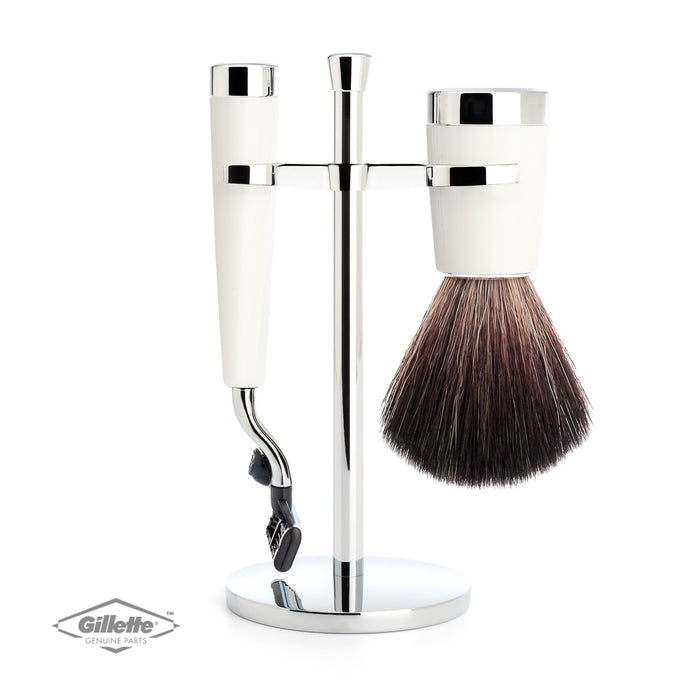 Muhle Liscio Cartridge Razor Shaving Set