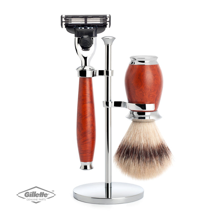 Muhle Purist Cartridge Razor Shaving Set